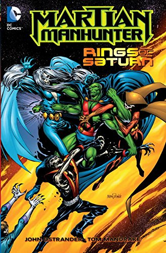 Martian Manhunter: Rings of Saturn (Collected)