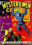 Mystery Men Comics Vol 1 23