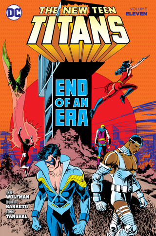 The New Teen Titans Vol. 11 (Collected)
