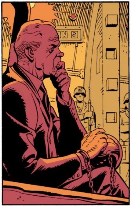 Richard Nixon (Watchmen)