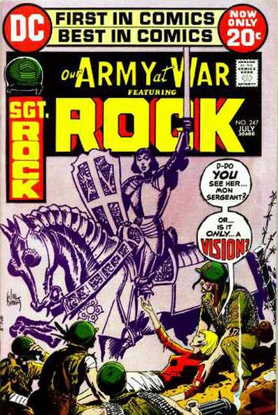 Our Army at War Vol 1 247