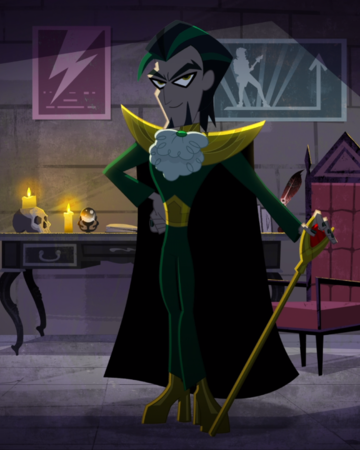 Ra's al Ghul (DC Super Hero Girls TV Series)