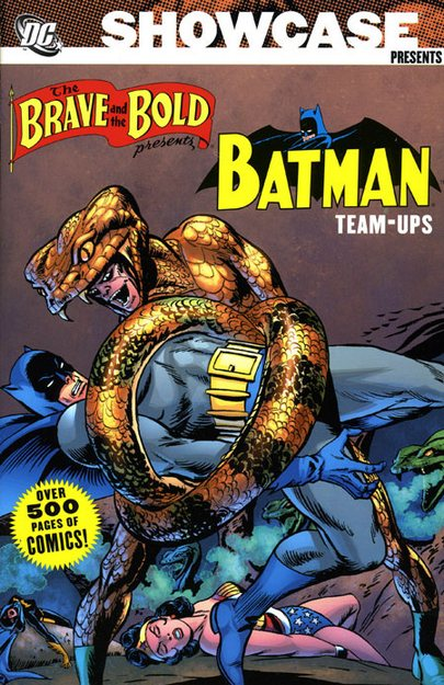 Showcase Presents: The Brave and the Bold Batman Team-Ups Vol. 1 (Collected)