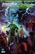 Star Trek Green Lantern Stranger Worlds Vol 1 4