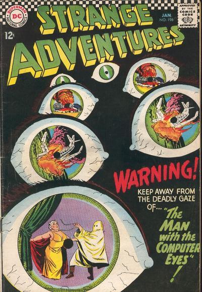 Strange Adventures Vol 1 196