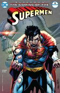 Superman The Coming of the Supermen Vol 1 6
