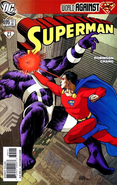 Superman Vol 1 695