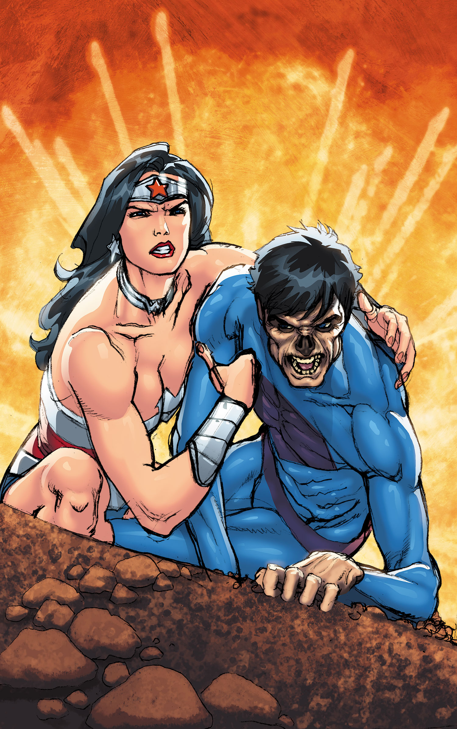 Superman Wonder Woman Vol 1 7 Textless.jpg