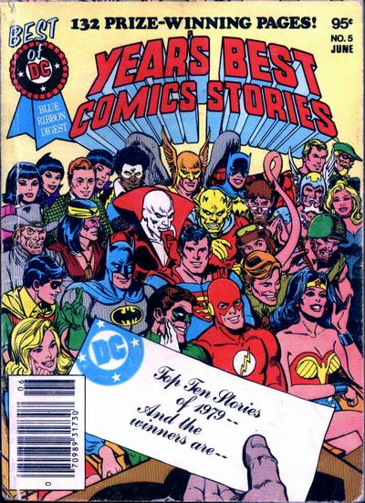 The Best of DC Vol 1 5