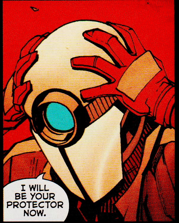 Walter Shreeve (Futures End)