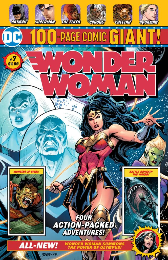 Wonder Woman Giant Vol 1 7