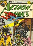 Action Comics Vol 1 67