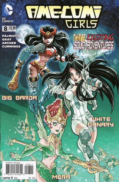 Ame-Comi Girls Vol 1 8