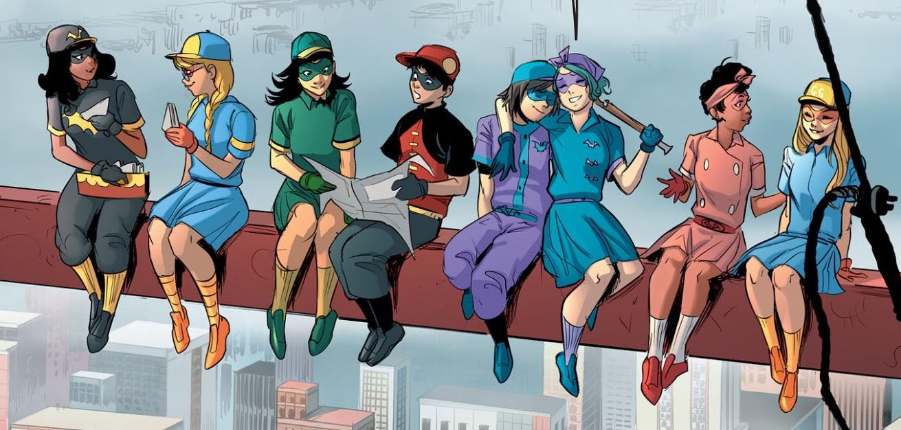 Batgirls (DC Bombshells)