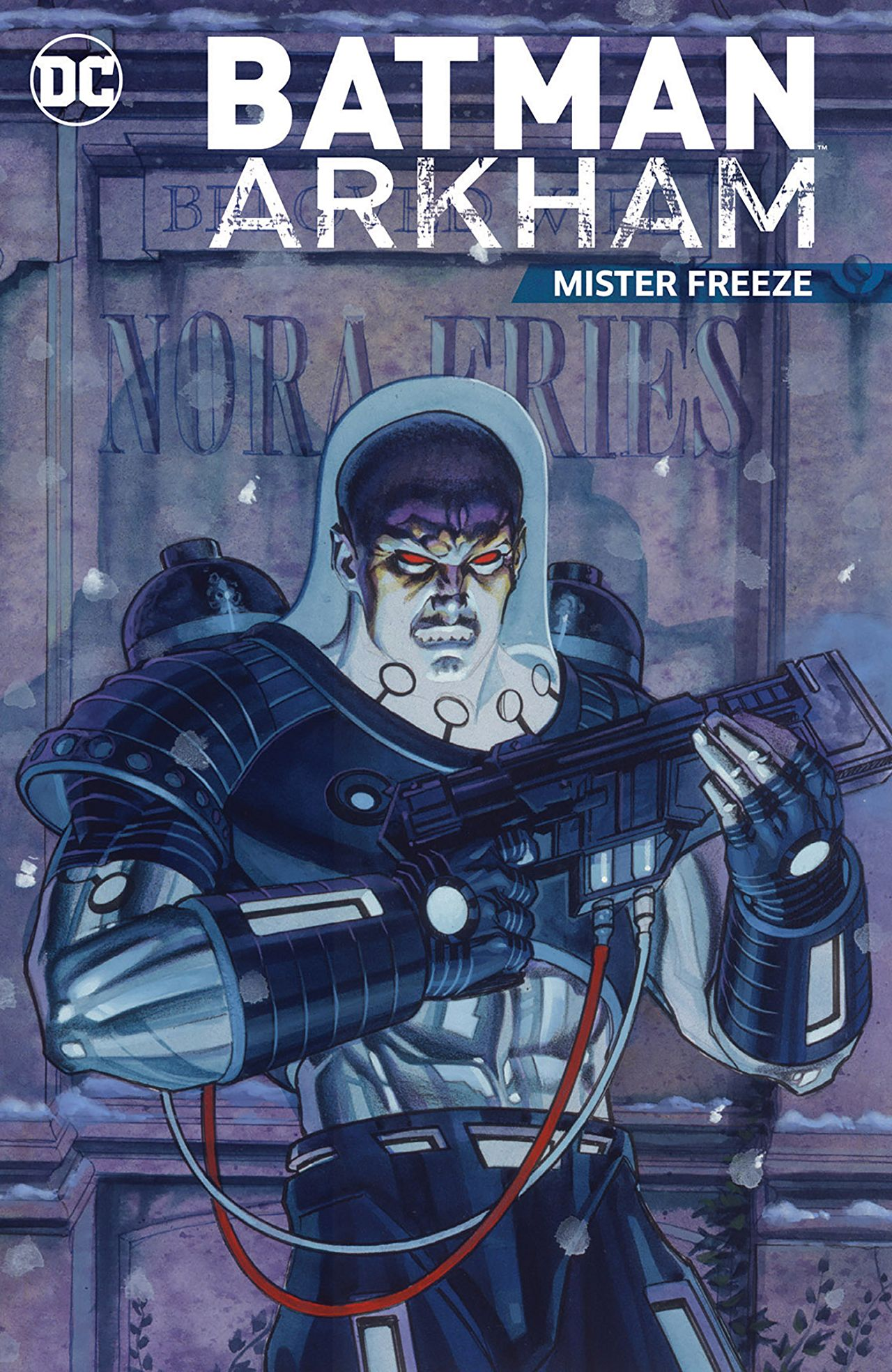 Batman Arkham: Mister Freeze (Collected)