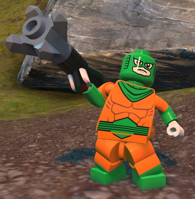 Evan McCulloch (Lego Batman)