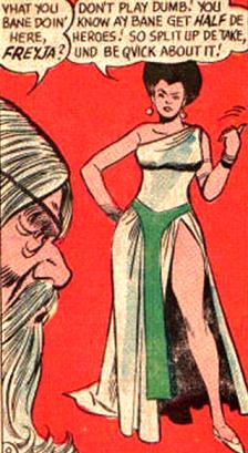 Freyja (New Earth)