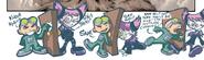 Gizmo and Jinx Tween Titans 0001