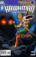 Hawkman Special 2008