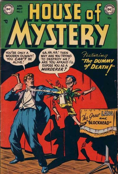House of Mystery Vol 1 3