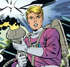 Jonathan Storm (Amalgam Universe)