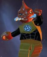 Larfleeze Lego Batman 001