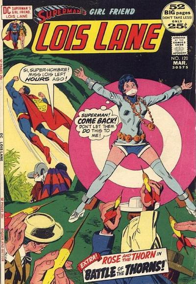 Superman's Girl Friend, Lois Lane Vol 1 120
