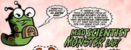 Monster Society of Evil Earth-508 0001