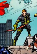 Oliver Queen Crime Society 01