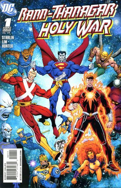 Rann-Thanagar: Holy War Vol 1