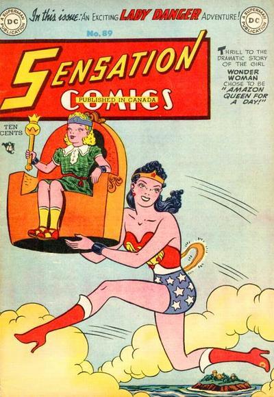 Sensation Comics Vol 1 89