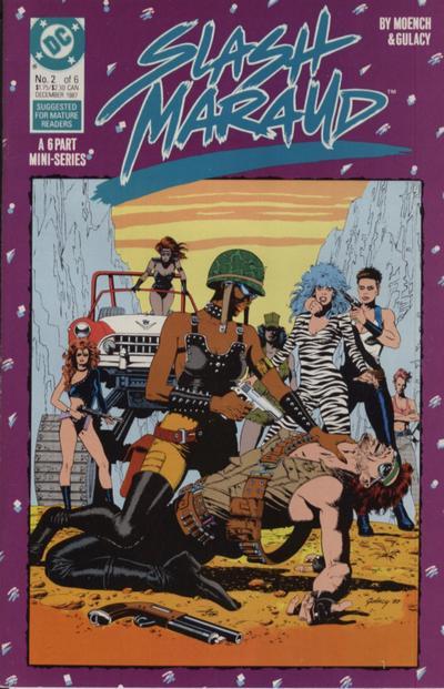 Slash Maraud Vol 1 2