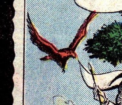 Slasher the Falcon (New Earth)