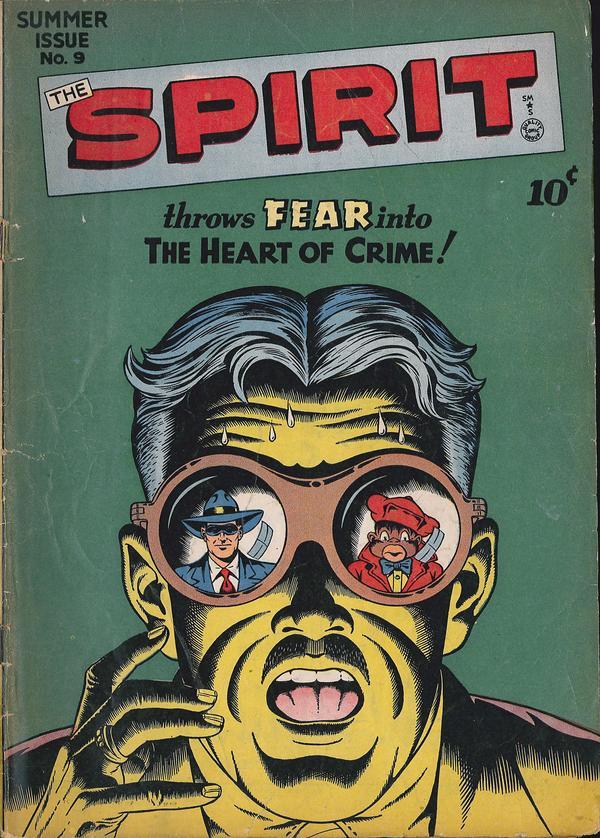 Spirit (Quality) Vol 1 9