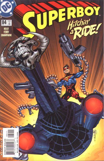 Superboy Vol 4 84