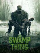 Swamp Thing 2019 TV Series poster