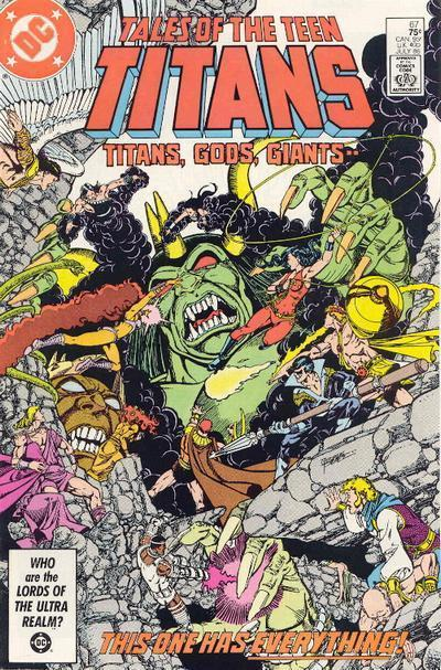 Tales of the Teen Titans Vol 1 67