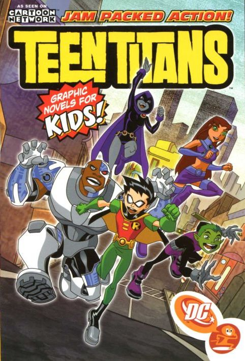 Teen Titans: Jam-Packed Action!