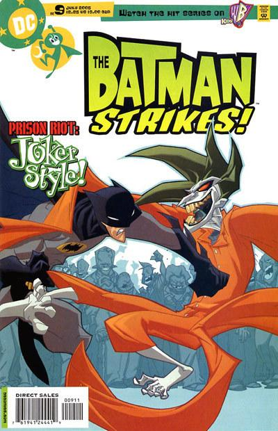 The Batman Strikes! Vol 1 9