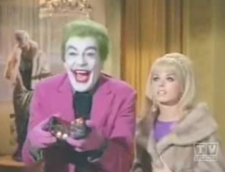 Batman (1966 TV Series) Episode: The Impractical Joker