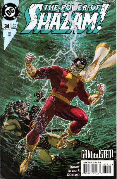 The Power of Shazam! Vol 1 34