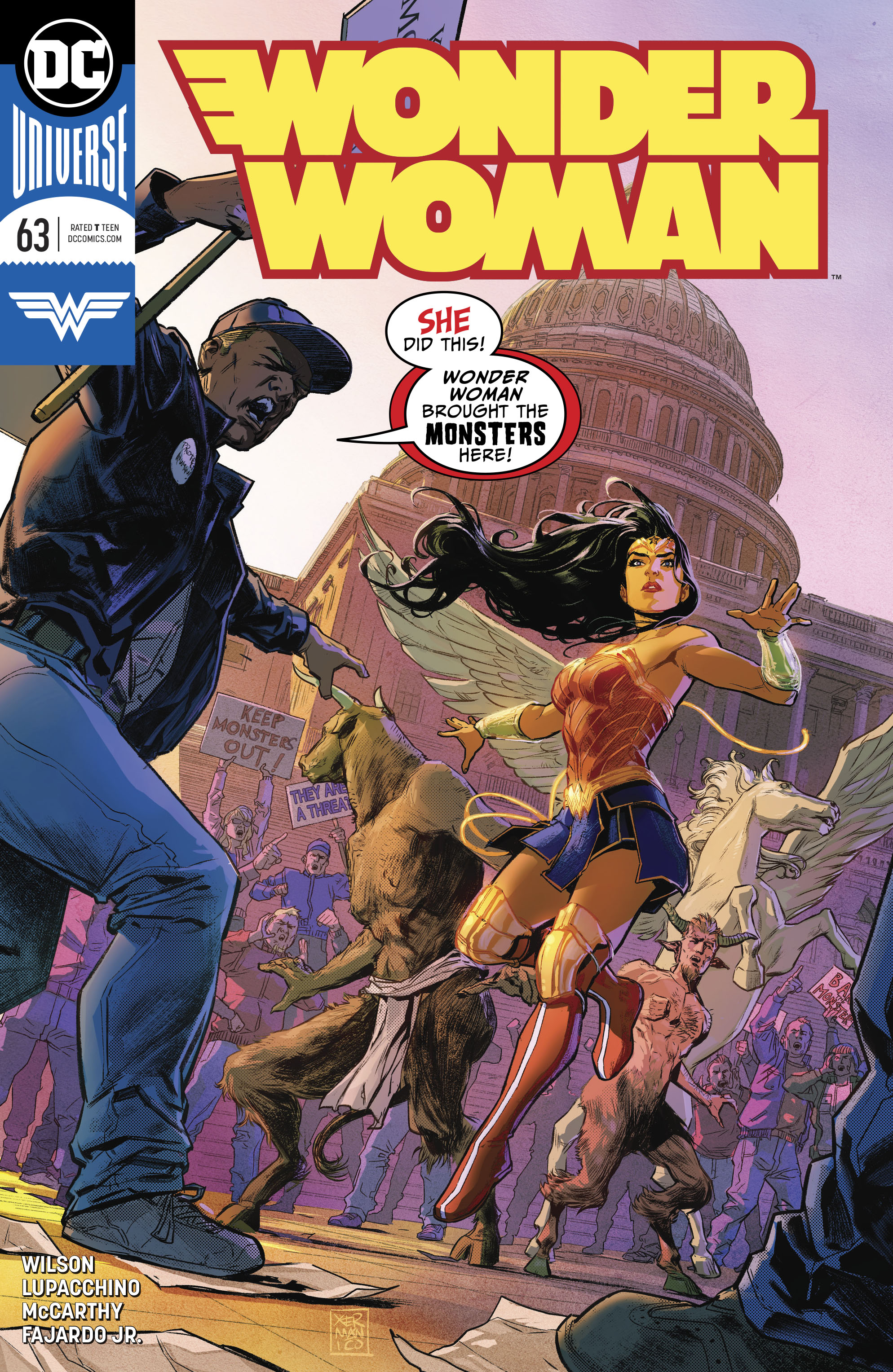 Wonder Woman Vol 5 63