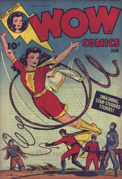 Wow Comics Vol 1 26