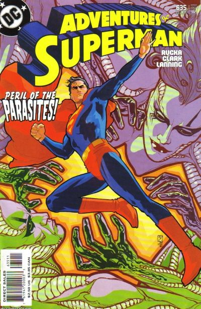 Adventures of Superman Vol 1 635