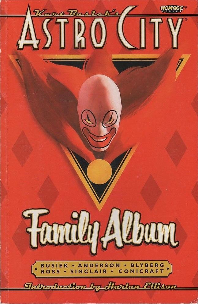 Astro City: Family Album (Collected)