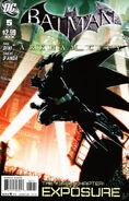 Batman Arkham City Vol 1 5