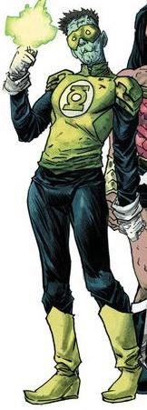 Bizarro Green Lantern