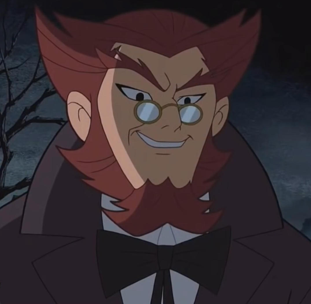 Cain (Justice League Action)
