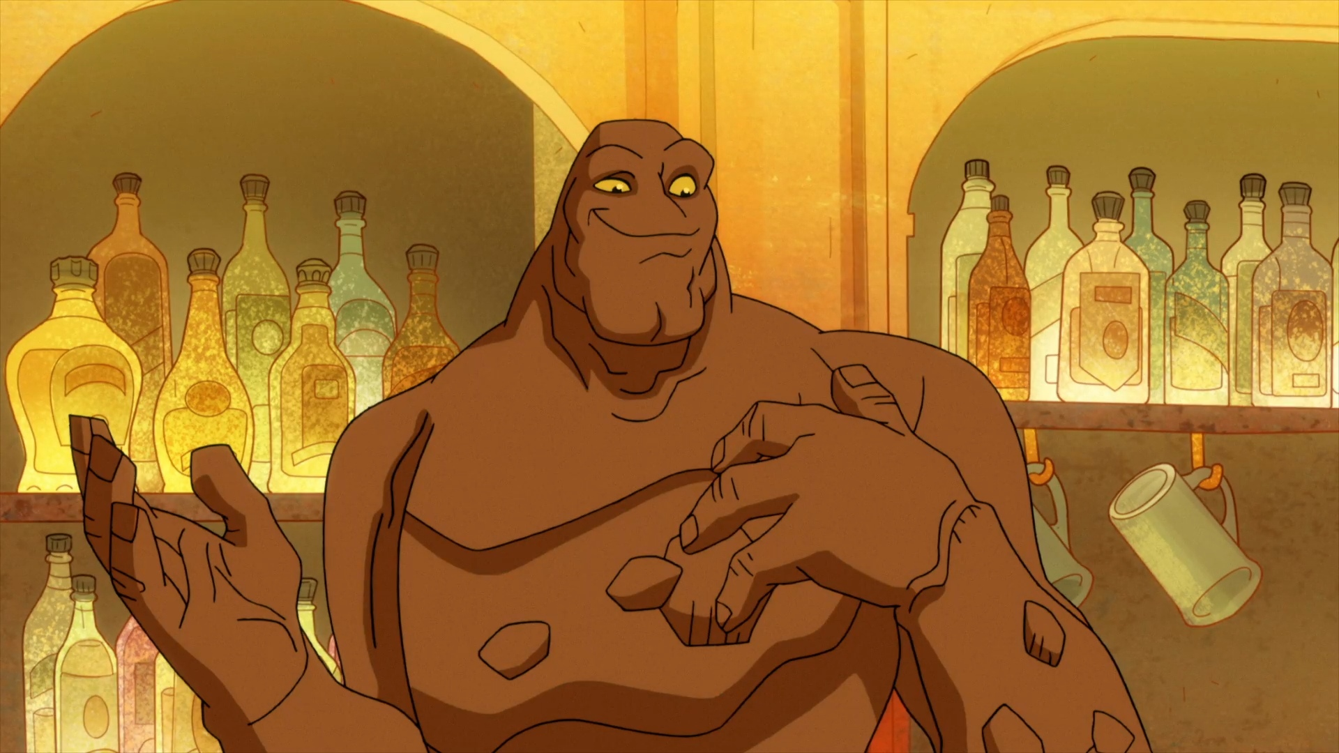 Clayface (Harley Quinn TV Series)