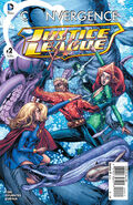 Convergence Justice League Vol 1 2